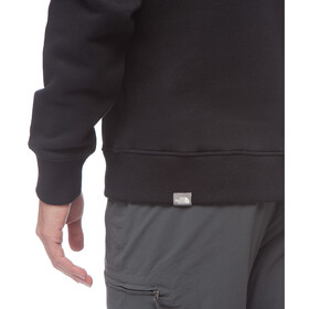 The North Face Drew Peak Pullover Capuchon Trui Heren, tnf black/tnf black